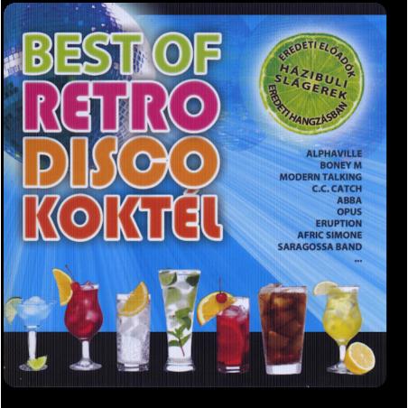 Retro Disco Cocktail 3