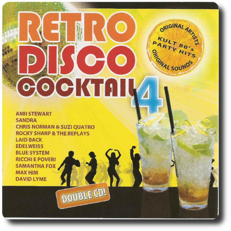 Retro Disco Cocktail 5
